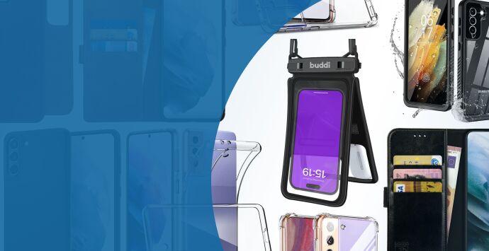 Alle Samsung Galaxy S21 hoesjes