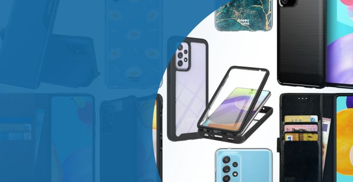 Alle Samsung Galaxy A52 hoesjes