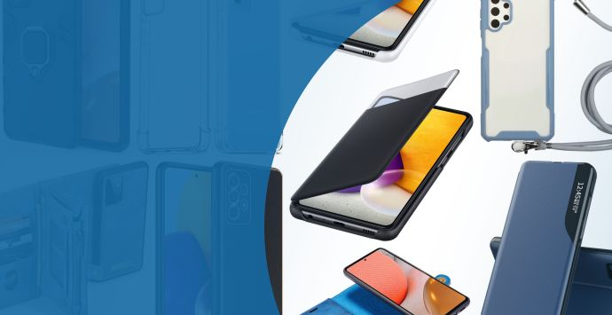 Alle Samsung Galaxy A72 hoesjes
