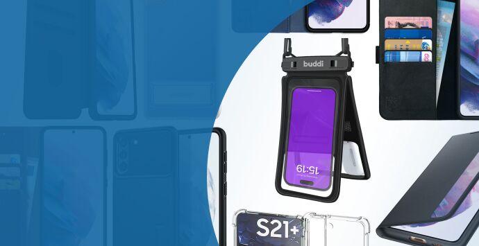 Alle Samsung Galaxy S21 Plus hoesjes
