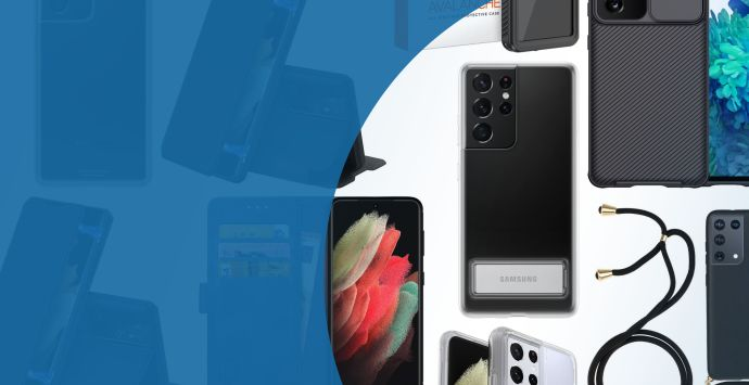 Alle Samsung Galaxy S21 Ultra hoesjes