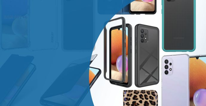 Alle Samsung Galaxy A32 hoesjes