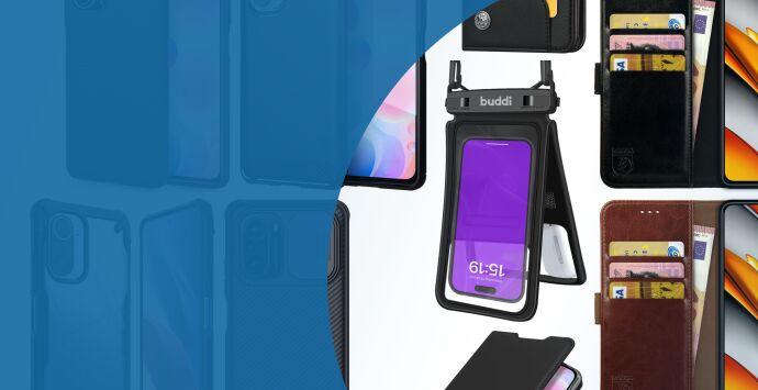 Alle Xiaomi Poco F3 hoesjes