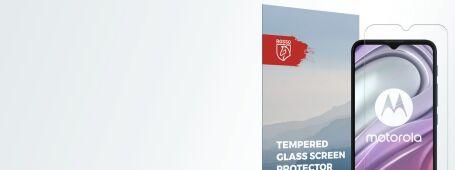 Motorola Moto G10 screen protectors