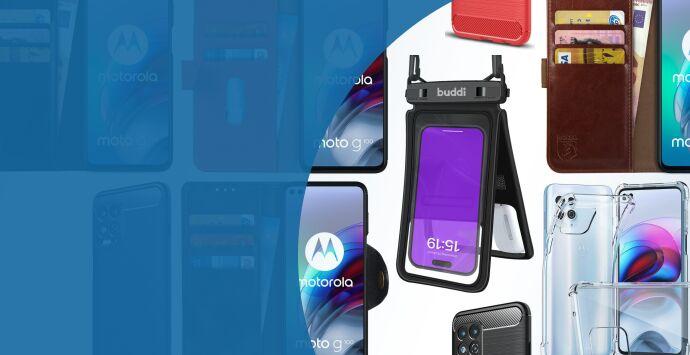 Alle Motorola Moto G100 hoesjes