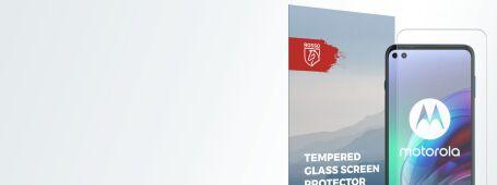 Motorola Moto G100 screen protectors