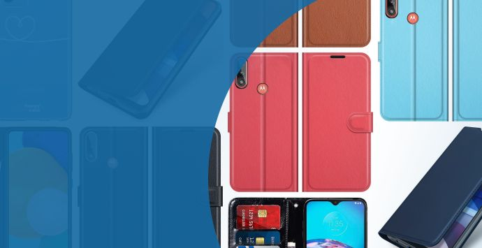Alle Motorola Moto E7i Power hoesjes