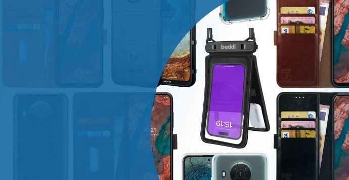 Alle Nokia X20 / X10 hoesjes