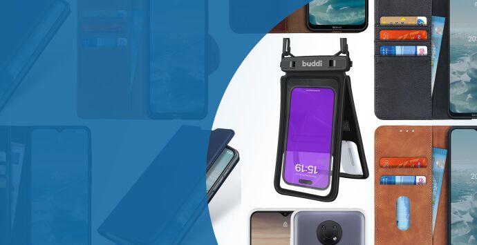 Alle Nokia G20 hoesjes