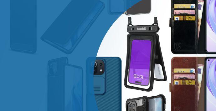 Alle Xiaomi Mi 11 Lite 4G hoesjes