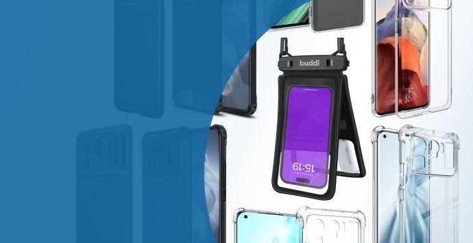 Alle Xiaomi Mi 11 Ultra hoesjes