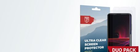Sony Xperia 1 III screen protectors