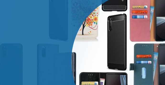 Alle Sony Xperia 10 III hoesjes