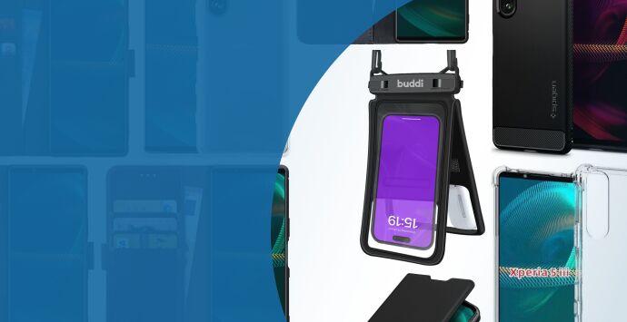 Alle Sony Xperia 5 III hoesjes