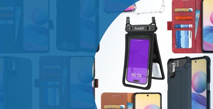 Alle Xiaomi Poco M3 Pro hoesjes