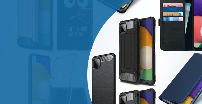 Alle Samsung Galaxy A22 5G hoesjes