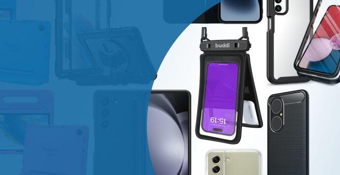 Alle Huawei P50 hoesjes