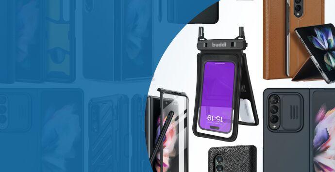 Alle Samsung Galaxy Z Fold 3 hoesjes