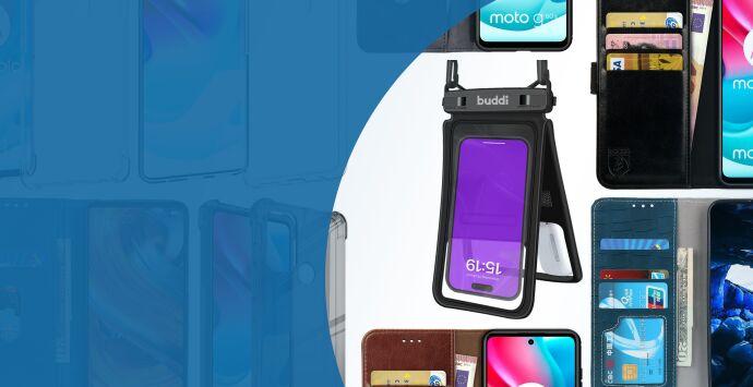 Alle Motorola Moto G60s hoesjes