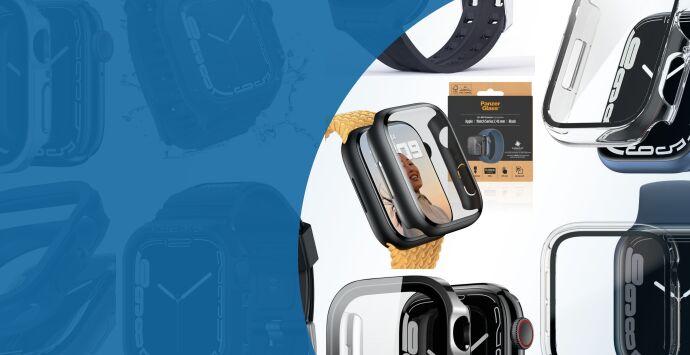 Alle Apple Watch Series 7 45MM smartwatch cases