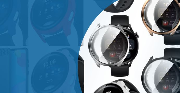 Alle Huawei Watch 3 smartwatch cases