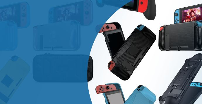 Alle Nintendo Switch hoesjes