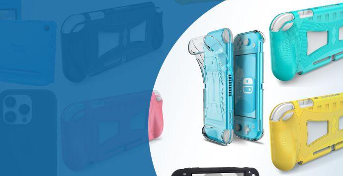 Alle Nintendo Switch Lite hoesjes