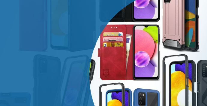 Alle Samsung Galaxy A03S hoesjes