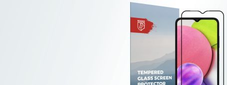 Samsung Galaxy A03S screen protectors