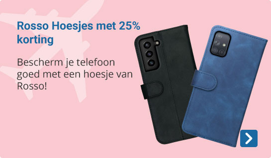 Rosso hoesjes